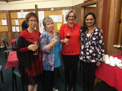 CD 19 Women   Anita T, Maree Cudby, Sandra Wright, Anshu Prasad.jpg